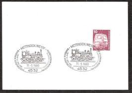 Eisenbahn-Motiv-Beleg (EMB-0315)