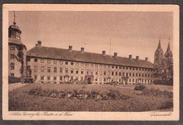 37671   (W-3470)   Höxter a. d. Weser -Schloss Corvey-   (PK-00254)