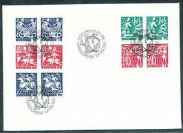 1135-1139 Ersttagsbrief (SE)