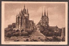990..    (O-5010)   Erfurt   -Dom und Severikirche-   (PK-00084)