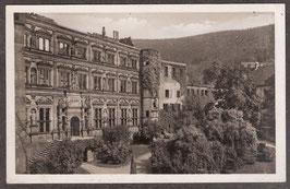 691.. (W-6900)   Heidelberg   -Schloßhof-   (PK-00457)