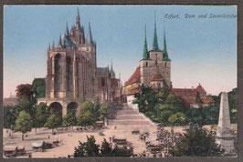 990..   (O-5010)   Erfurt   -Dom und Severikirche-   (PK-00441)