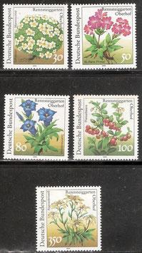 1505-1509  postfrisch  (BRD)