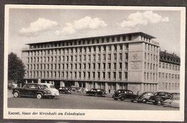 341...   (W-3500)   Kassel   -Haus der Wirtschaft am Ständeplatz-   (PK-00126)