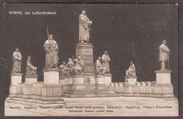675..   (W-6520)   Worms   -das Lutherdenkmal-   (PK-00105)