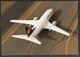 "Postkarte ""Boeing 737-500""  (PK-Flugzeug-0013)"