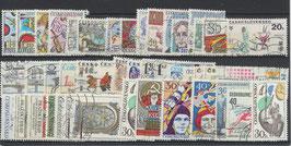 44 verschiedene Tschechoslowakei Bildermarken