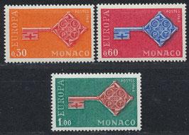 MC 879-881 postfrisch