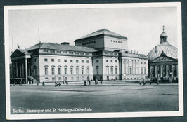 10117   (O-1020)   Berlin   -Staatsoper und St. Hedwigs-Kathedrale-   (PK-00484)