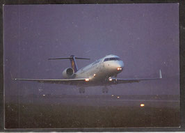 "Postkarte ""Canadair Jet""  (PK-Flugzeug-0009)"