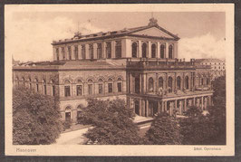 30...   (W-3000)   Hannover    -Städt. Opernhaus-   (PK-00260)