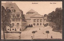 08645  (O-9933)  Bad Elster  -Sachsenhof, Kurtheater-  (PK-00008)