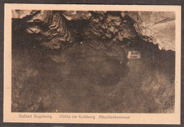 23795   (W-2360)   Bad Segeberg   -Höhle im Kalkberg Räucherkammer-   (PK-00095)