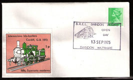 Eisenbahn-Motiv-Beleg (EMB-0261)
