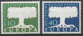 BRD 268-269   postfrisch