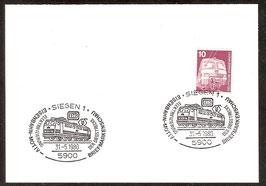 Eisenbahn-Motiv-Beleg (EMB-0319)