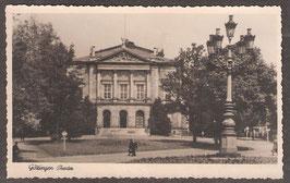 370..   (W-3400)   Göttingen   -Theater-   (PK-00328)
