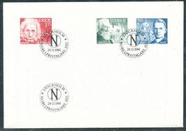 1175-1177 Ersttagsbrief  (SE)
