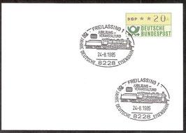 Eisenbahn-Motiv-Beleg (EMB-0128)