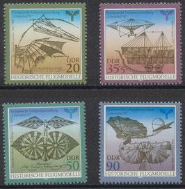 DDR 3311-3314 postfrisch