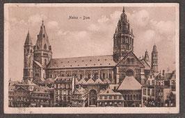 551...   (W-6500)   Mainz   -Dom-    (PK-00288)