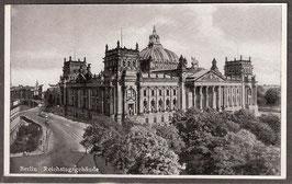 10... (W-1000; O-10..)    Berlin   -Reichstagsgebäude-   (PK-00145)