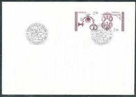 1166-1167 Ersttagsbrief (SE)