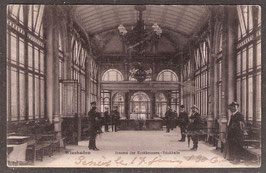 65...   (W-6200)   Wiesbaden    -Inneres der Kochbrunnen-Trinkhalle-   (PK-00347)