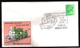 Eisenbahn-Motiv-Beleg (EMB-0253)