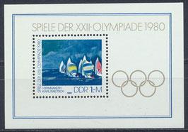 DDR Block 60, 2531 postfrisch