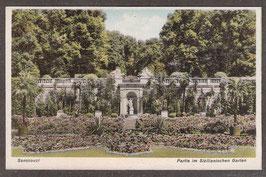 144..   (O-15. .)   Potsdam   -Partie im Sizilianischen Garten-   (PK-00189)