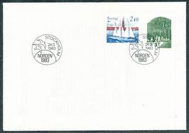 1230-1231 Ersttagsbrief (SE)