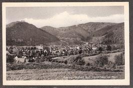 37431    (W-3422)   Bad Lauterberg   -Kneipp Heilbad-   (PK-00377)
