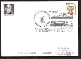 Eisenbahn-Motiv-Beleg (EMB-0234)