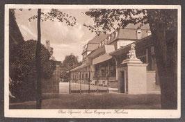 31812    (W-3280)   Bad Pyrmont   -Neuer Eingang am Kurhaus-   (PK-00395)