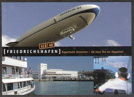 "Postkarte ""Zeppelin NT"" Friedrichshafen (PK-Zeppelin-0007)"
