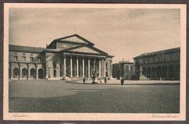8....   (W-8000)   München   -Nationaltheater-   (PK-00128)