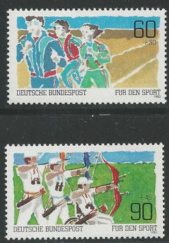1127-1128  postfrisch  (BRD)