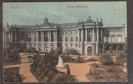 10...  (W-1000; O-10..)  Berlin  -Königl. Bibliothek-   (PK-00012)