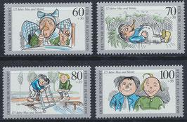 BRD 1455-1458 postfrisch