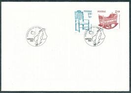 1115-1116 Ersttagsbrief (SE)