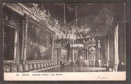 10...  (W-1000; O-10..)   Berlin   -Gemälde Galerie i. Kgl. Schloss-   (PK-00017)