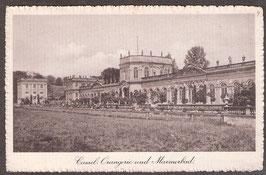 341...   (W-3500)   Kassel   -Orangerie und Marmorbad-   (PK-00401)