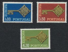 PT 1051-1053 postfrisch