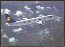 "Postkarte ""Airbus A321""  (PK-Flugzeug-0004)"