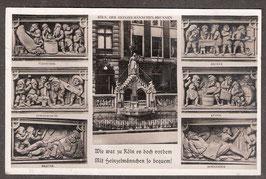 5....   (W-5000) Köln   -Der Heinzelmännchenbrunnen-   (PK-00385)
