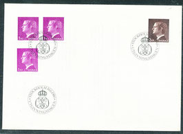 1113-1114 Ersttagsbrief (FDC)