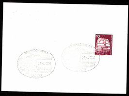 Eisenbahn-Motiv-Beleg (EMB-0245)