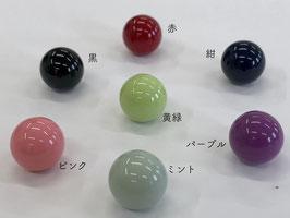 くし型口金×16mmプラスチック玉①