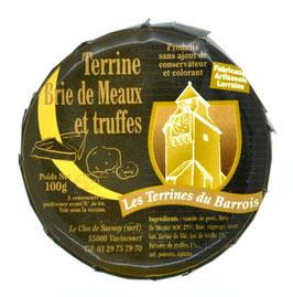 Terrine au Brie de Meaux 100g